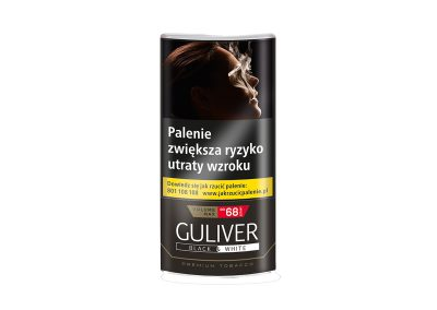 GULIVER BLACK&WHITE 30g