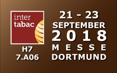 Invitation to the InterTabac in Dortmund